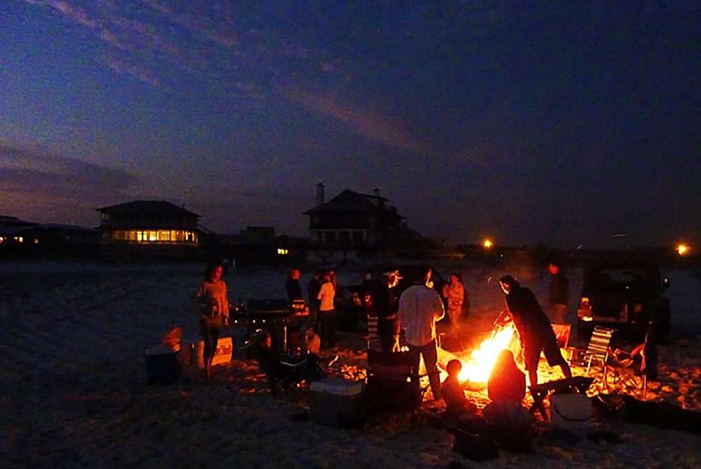 Beach Bonfires On 30a Everything You