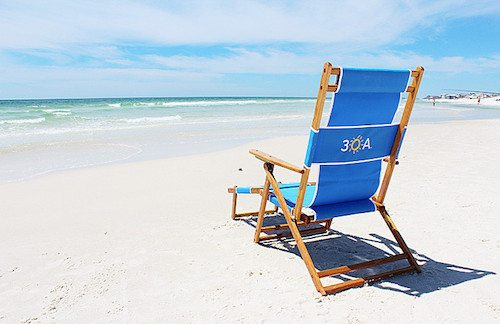 30a beach chair