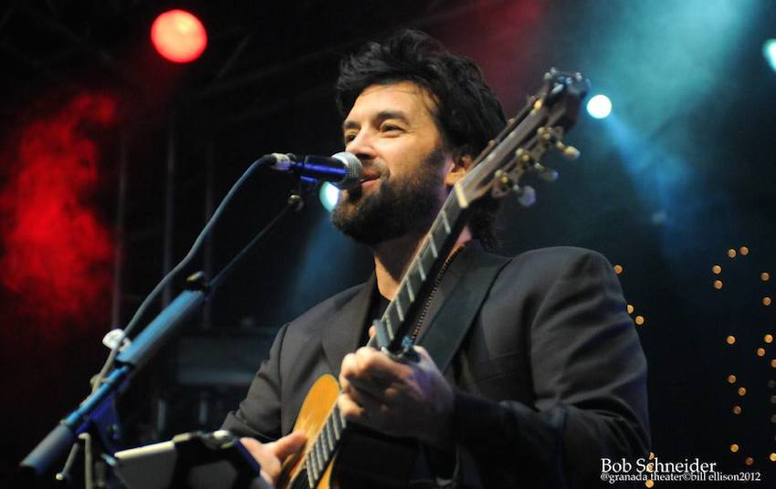 30A South Walton bobschneider Bob Schneider on 30A Songwriters Fest, Storytelling, Writing Creatively and That Magic Feeling