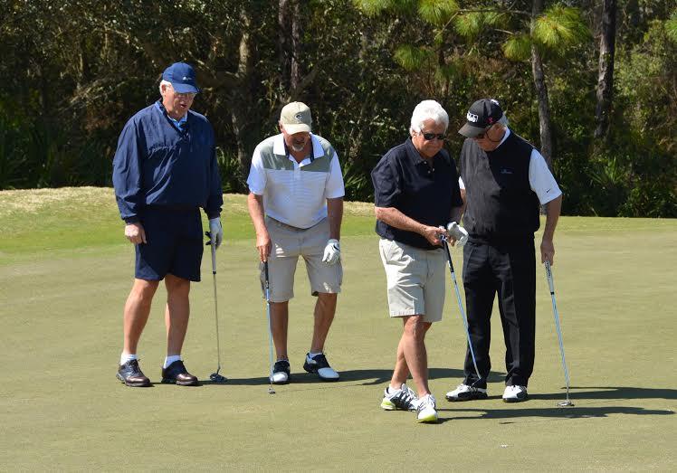ECCAC Golf Classic 2014