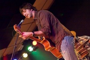 Forrest Williams Band. Photo by Shelly Swanger