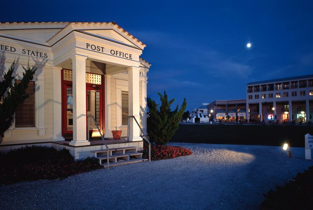 The Seaside Post Office is arguably the most-photographed post office in the country. Photo by Seaside.