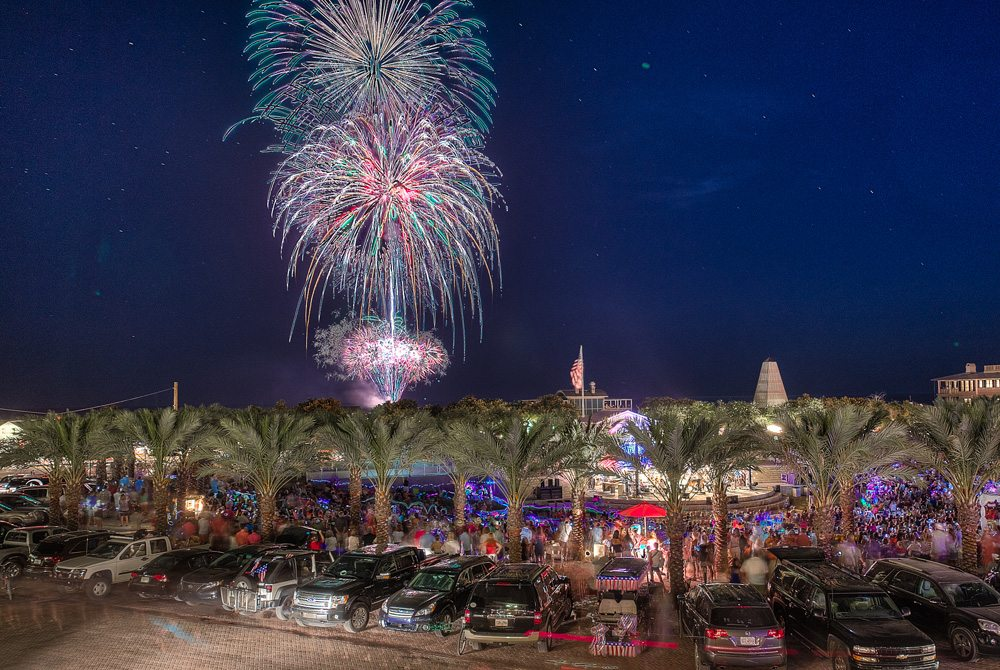 Fireworks: What's Legal and What's Not - 30A
