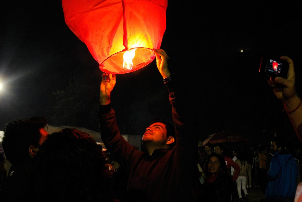 Paper lanterns, or sky lanterns, are also banned under Florida's fireworks law.