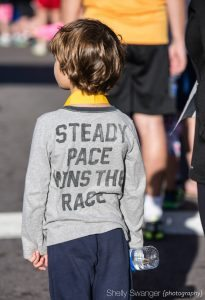 """Steady pace wins the race"" photo from 30A10k"