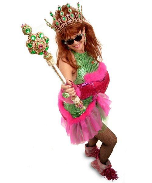 Jill Conner Browne aka The Sweet Potato Queen