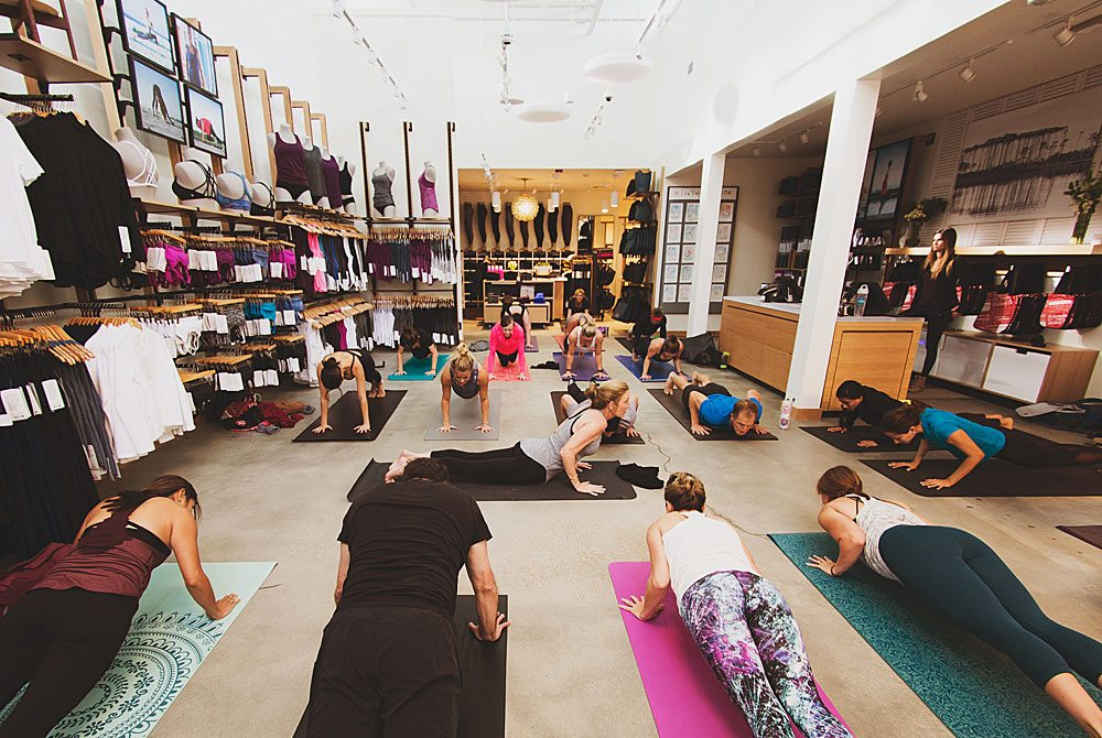 Lululemon Panama City Beach