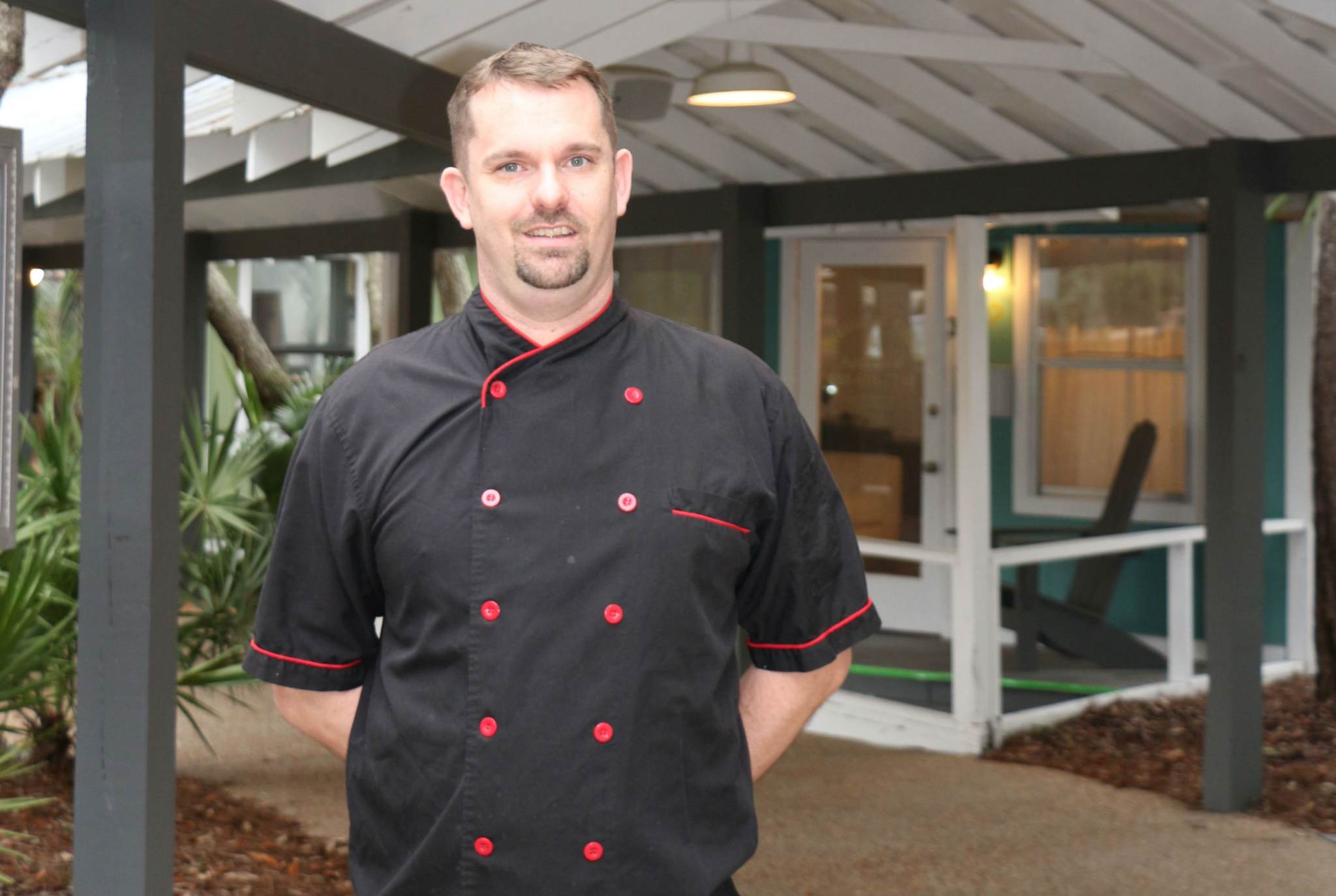 Old Florida Fish House Names New Chef A