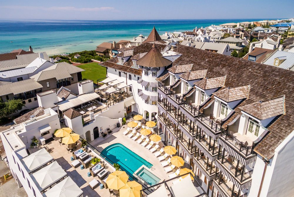 The Pearl Hotel In Rosemary Beach