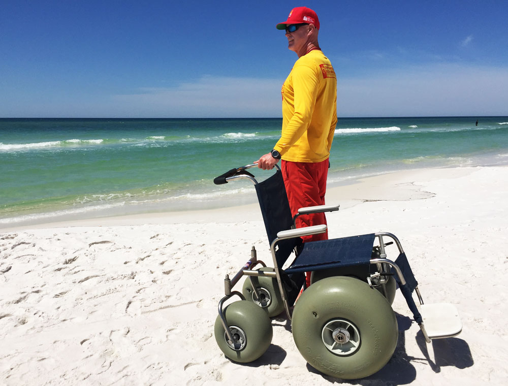 Beach Wheelchairs And Accessibility