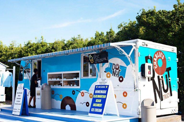 Charlie's Donut Truck