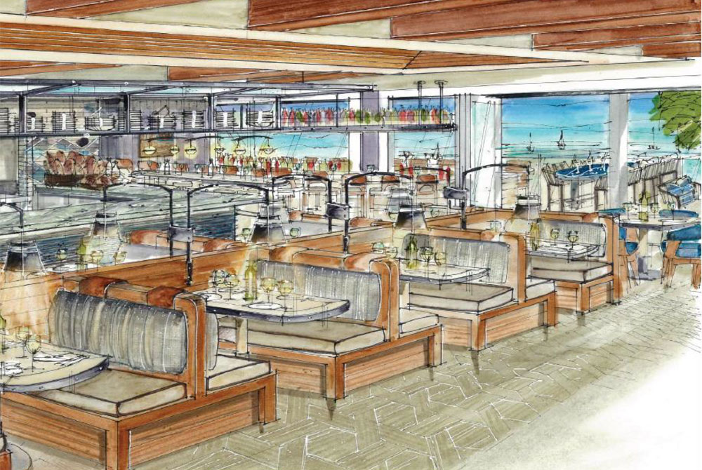 Take a sneak peek at the new fish out of water 30a for Fish out of water restaurant