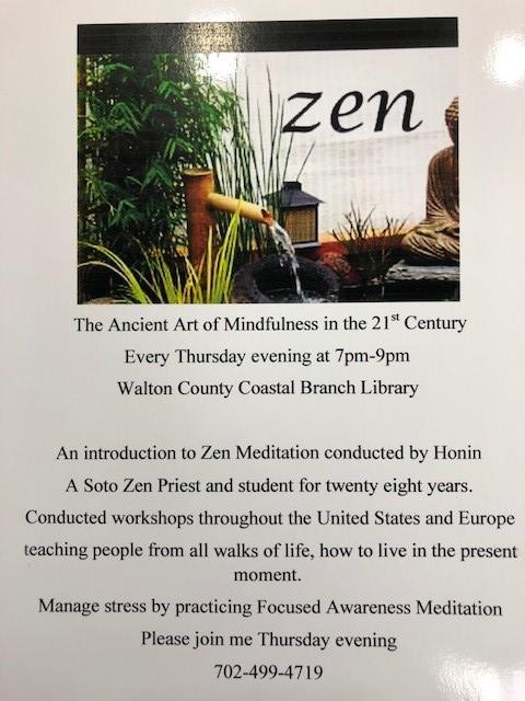 Zen Mediation