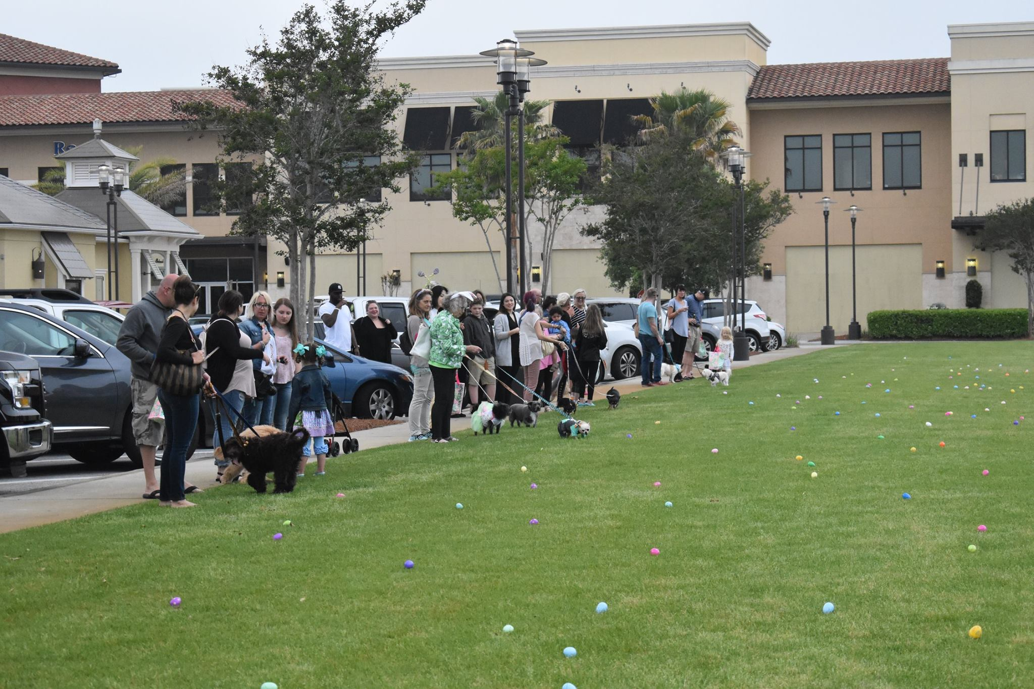 Bring Your Canine Friends to Doggie EGGstravaganza – Apr 18