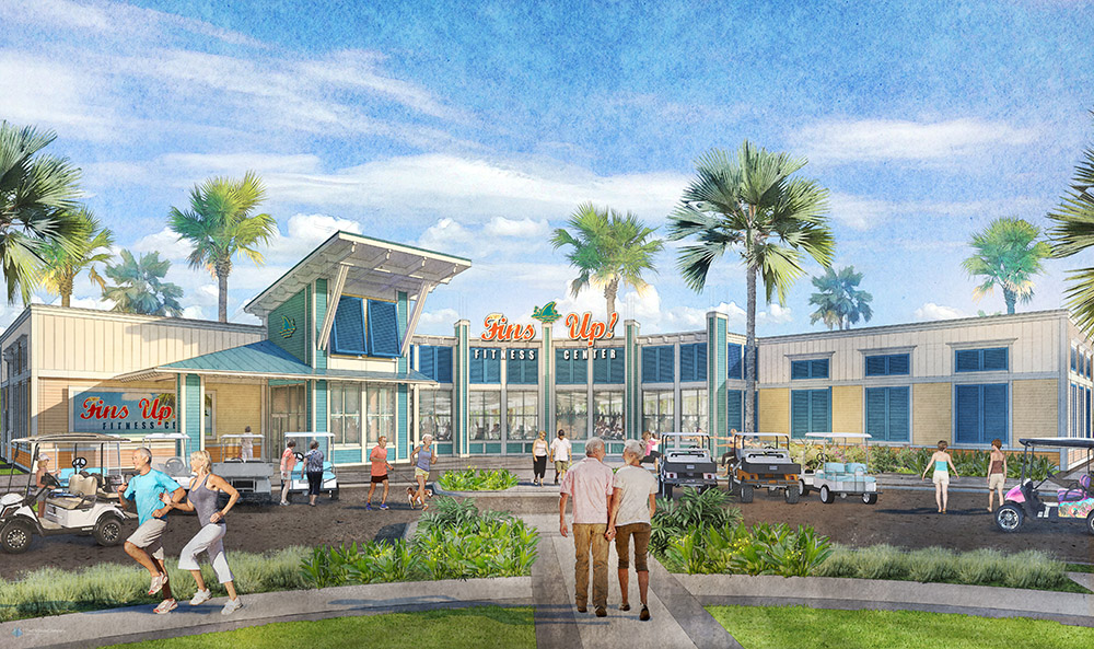 Plans Finalized for Active Adult Community, Latitude Margaritaville Watersound