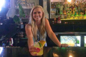 Beach Cocktail Spotlight: Pineapple Aloe Margarita