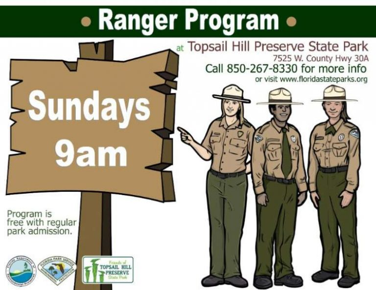 Sunday Funday Park Ranger Program