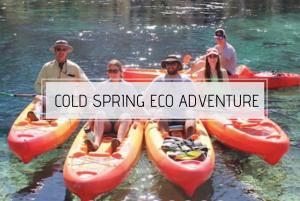 Cold Spring Eco Adventure