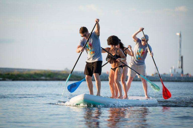 YOLO Board Paddle Palooza