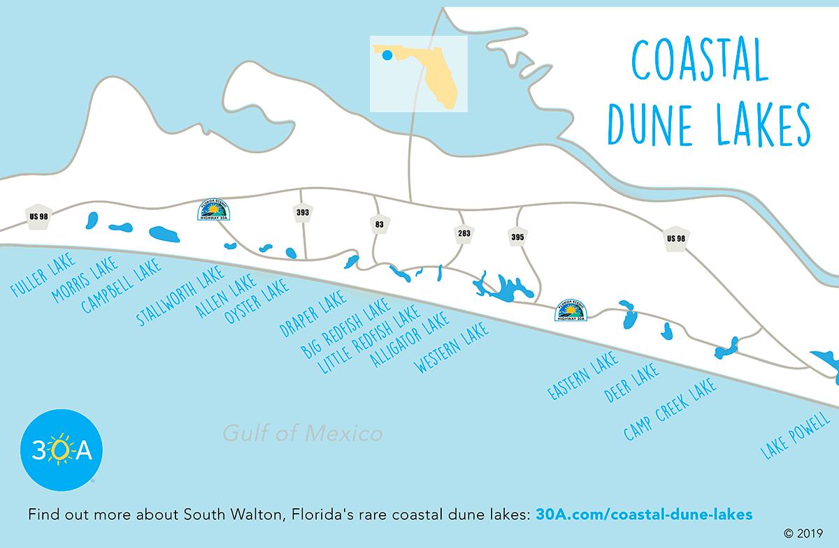 Florida S Treasure Coastal Dune Lakes 30a