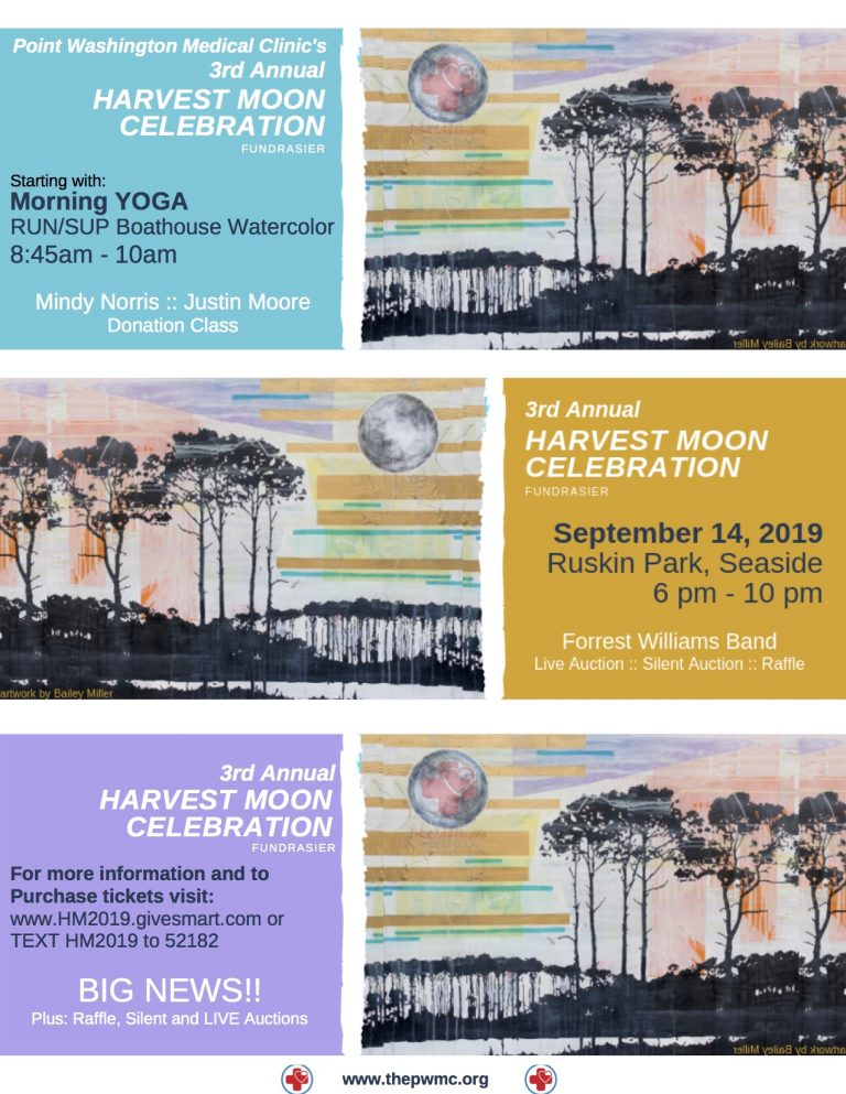 Harvest Moon Celebration w/ Forrest Williams Band