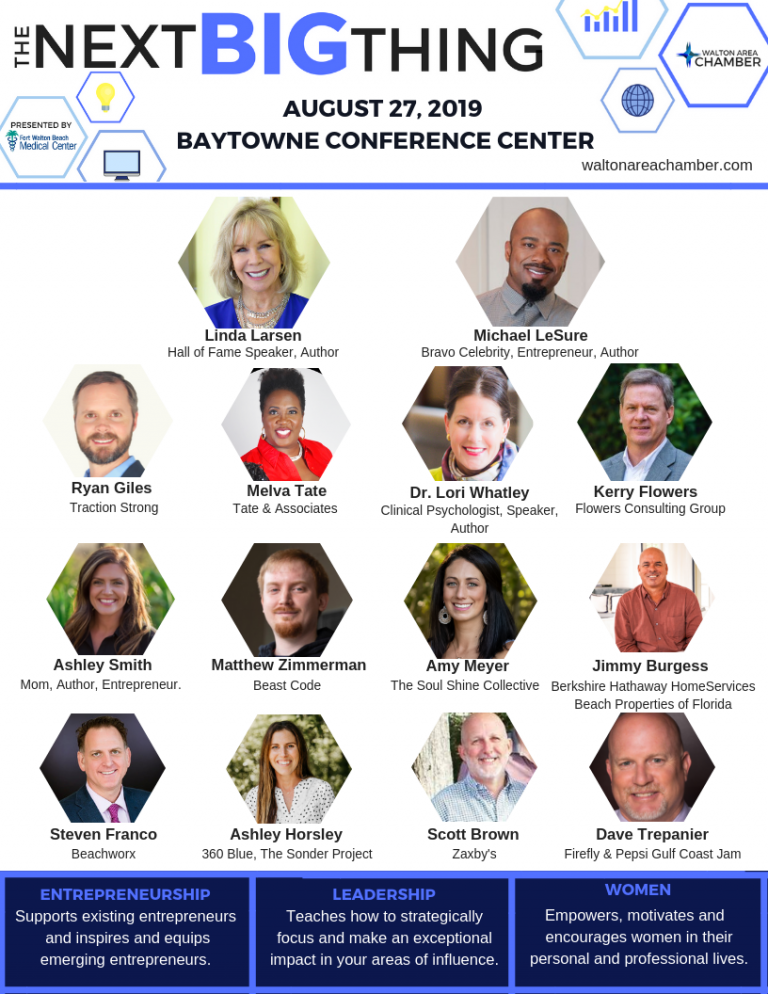 Walton Area Chamber of Commerce's 'The Next BIG Thing'