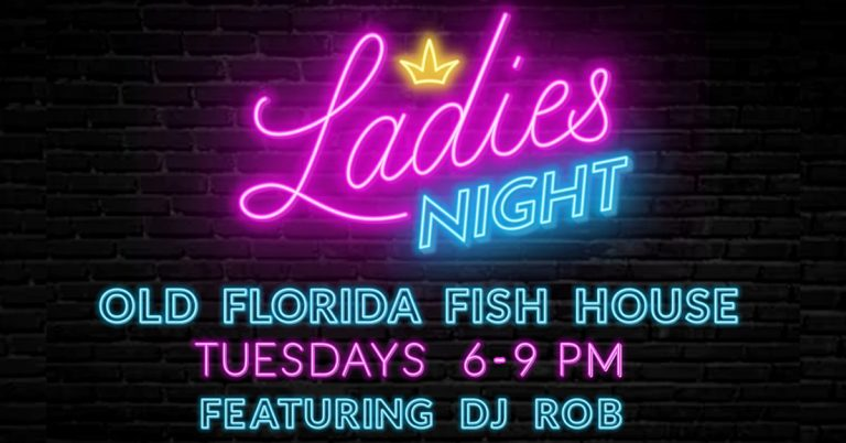 Ladies night ft. DJ Rob