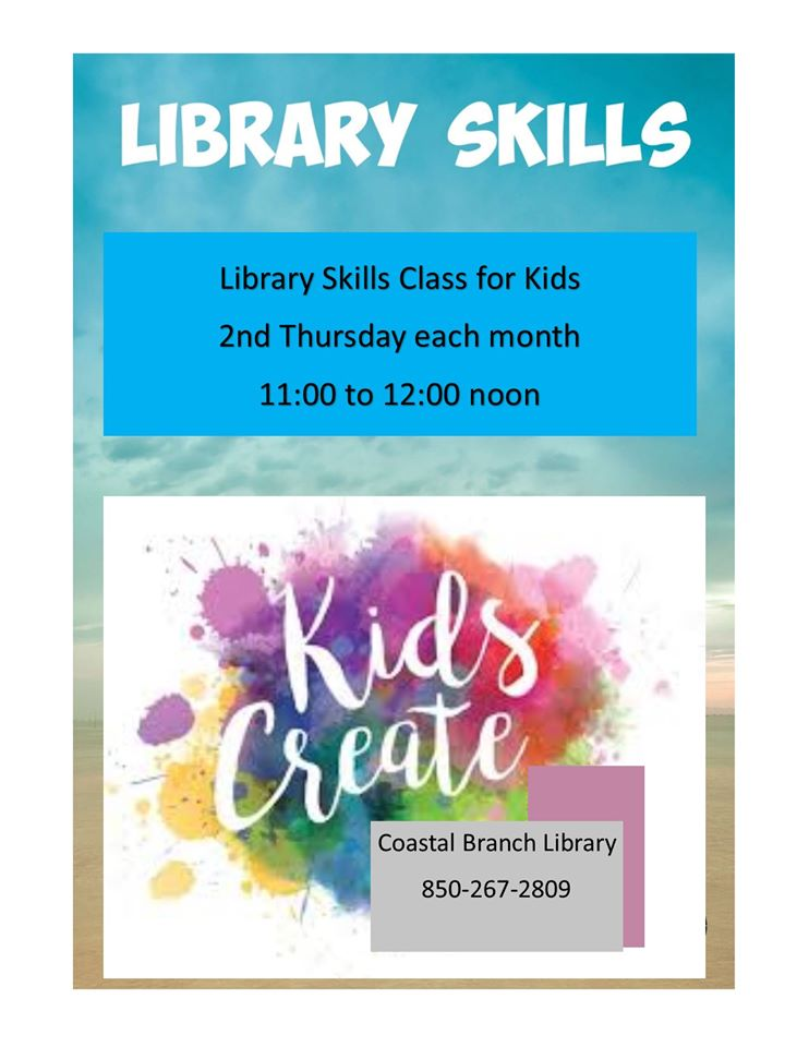 Library Skills for Kids