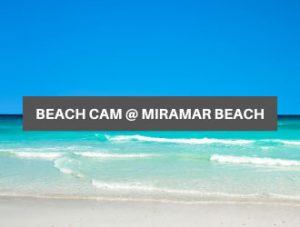 Miramar Beach Web Cam