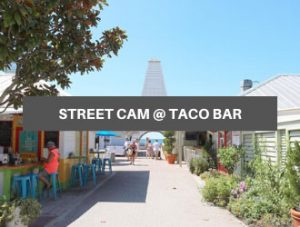 Bud & Alley's Taco Bar Web Cam in Seaside, Florida
