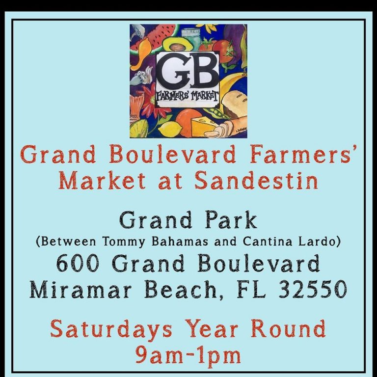 Grand Boulevard Farmers Market