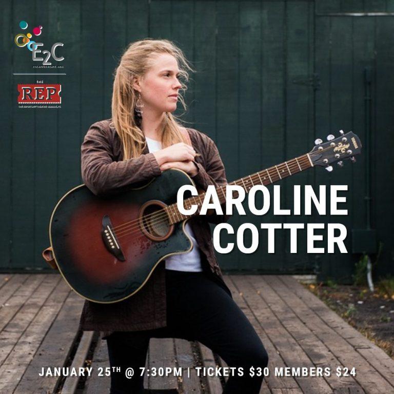 Caroline Cotter Concert