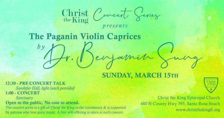 The Paganini Violin Caprices