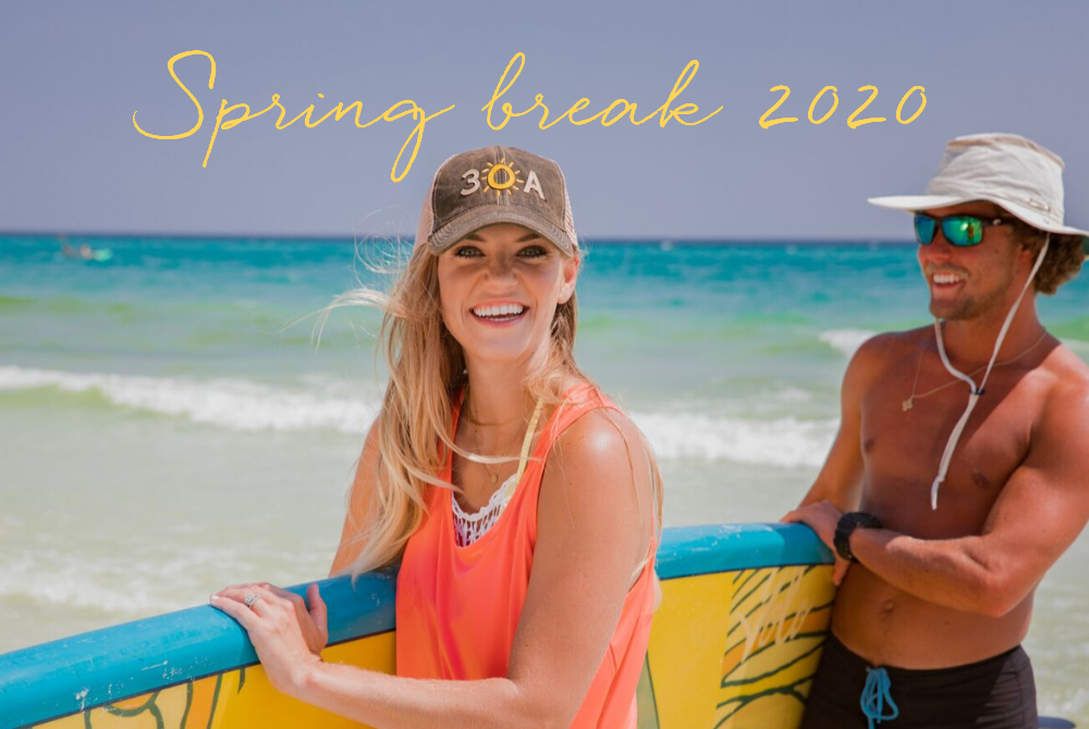 Image result for destin florida spring break 2020