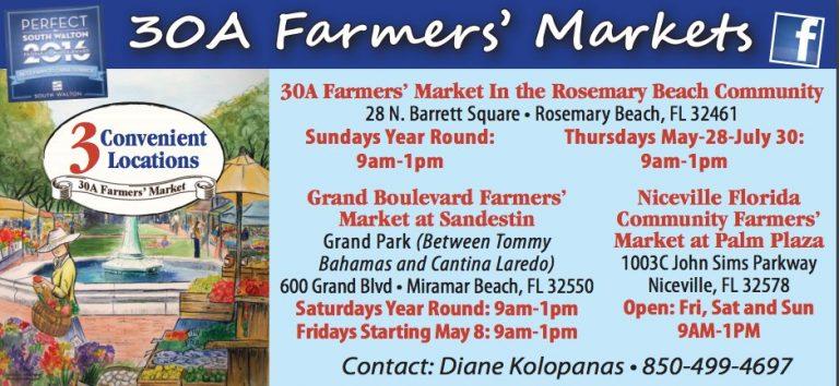 30A Farmers' Market