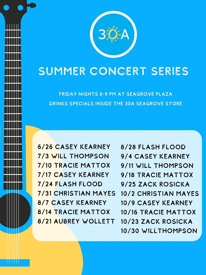 Summer Concert Series: Will Thompson