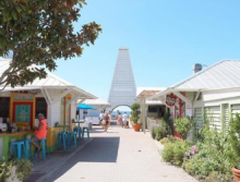 Bud & Alley's Taco Bar Web Cam in Seaside, Florida