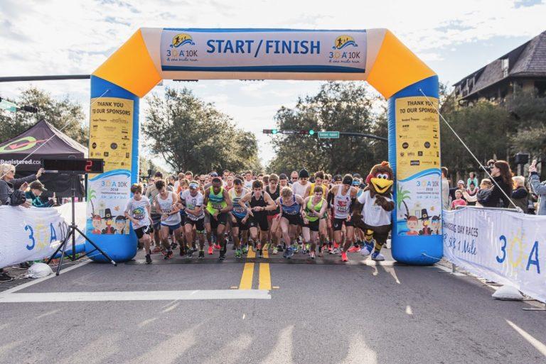 30A 10K, 5K & 1-Mile Virtual Races