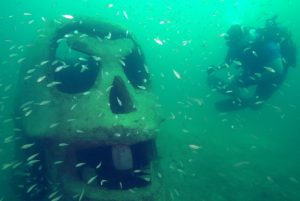 A Deep Dive into the United States' First Underwater Museum