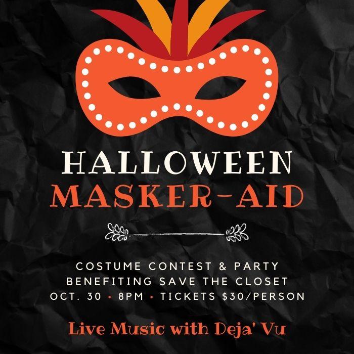 Halloween Masker-Aid