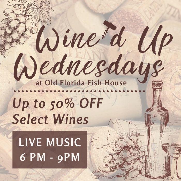 Wine'd Up Wednesday