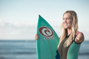5 Questions with Bethany Hamilton