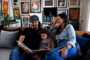 Michael Franti Finds Optimism in Turbulent Times