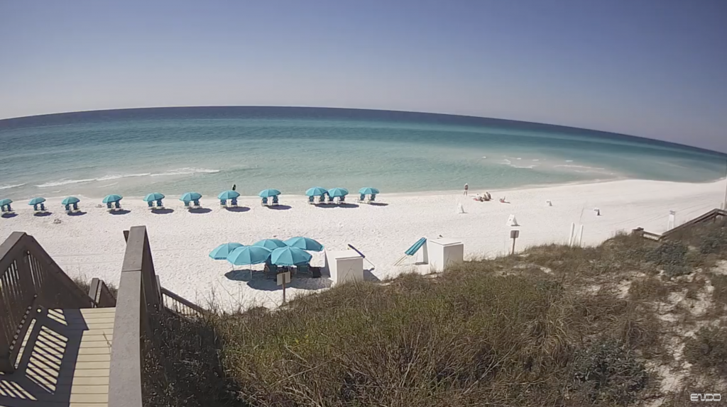 Blue Mountain Beach Live Web Cam