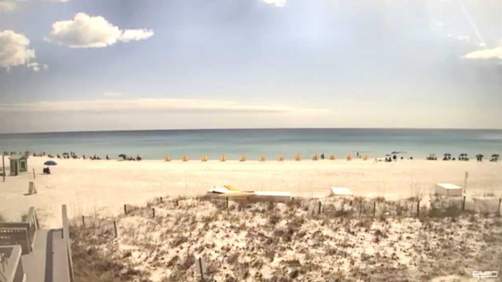 Southwinds III Webcam Sandestin, Florida