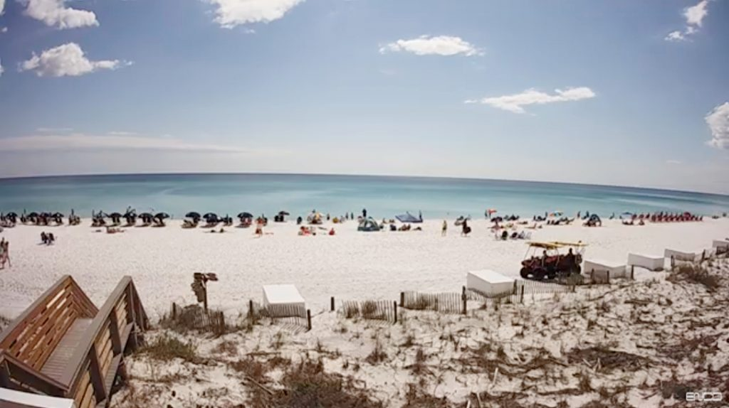 Beachside 2 Webcam Sandestin, Florida