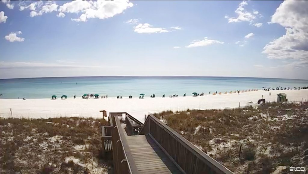 Southwinds 1&2 Beach Cam Sandestin, Florida