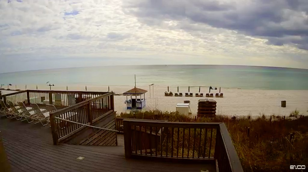 Westwinds Beach Cam Sandestin, Florida