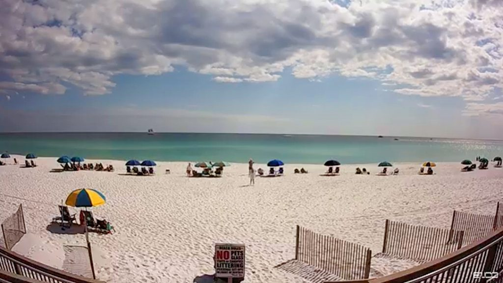 Inlet Reef Webcam Destin, Florida
