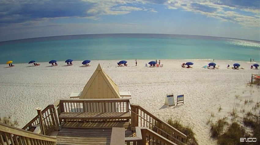 Beach House Webcam Miramar Beach, Florida